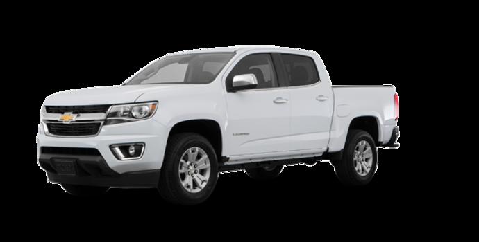 2017 Chevrolet Colorado LT | Photo 6 | Summit White