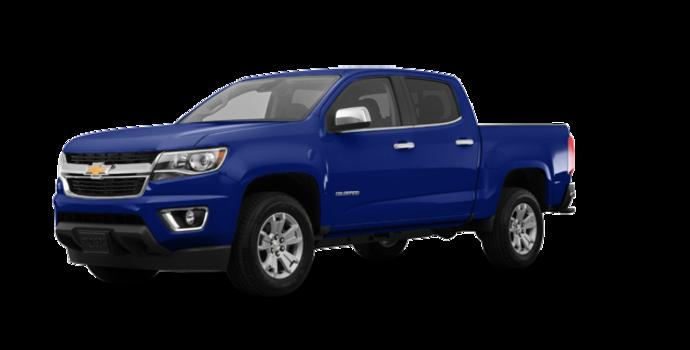 2017 Chevrolet Colorado LT | Photo 6 | Laser Blue Metallic