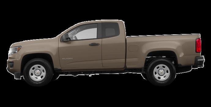 2017 Chevrolet Colorado WT | Photo 4 | Brownstone Metallic