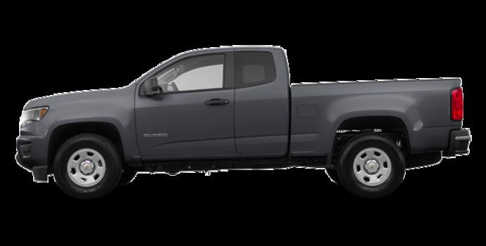 2017 Chevrolet Colorado WT | Photo 4 | Cyber Grey Metallic