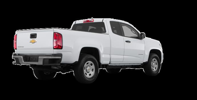2017 Chevrolet Colorado WT | Photo 5 | Summit White