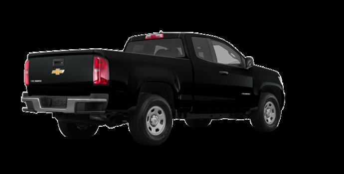 2017 Chevrolet Colorado WT | Photo 5 | Black