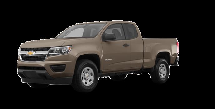 2017 Chevrolet Colorado WT | Photo 6 | Brownstone Metallic