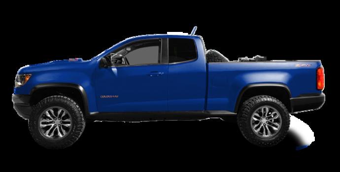 2017 Chevrolet Colorado ZR2 | Photo 4 | Laser Blue Metallic