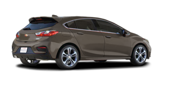 2017 Chevrolet Cruze Hatchback PREMIER | Photo 5 | Pepperdust Metallic