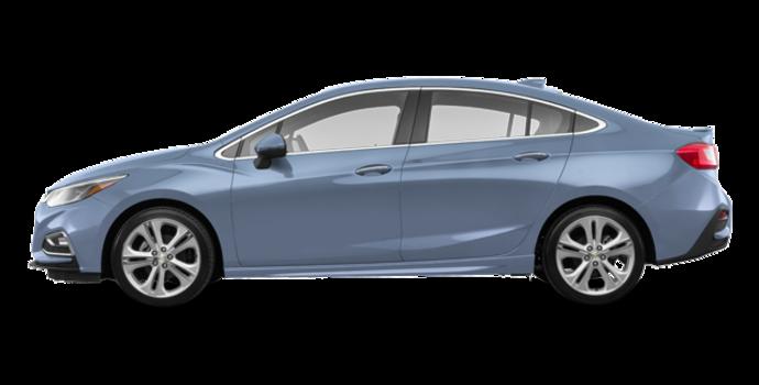 2017 Chevrolet Cruze PREMIER | Photo 4 | Artic Blue Metallic