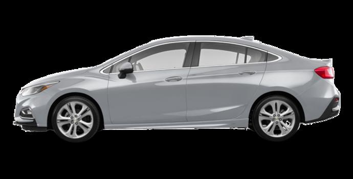 2017 Chevrolet Cruze PREMIER | Photo 4 | Silver Ice Metallic