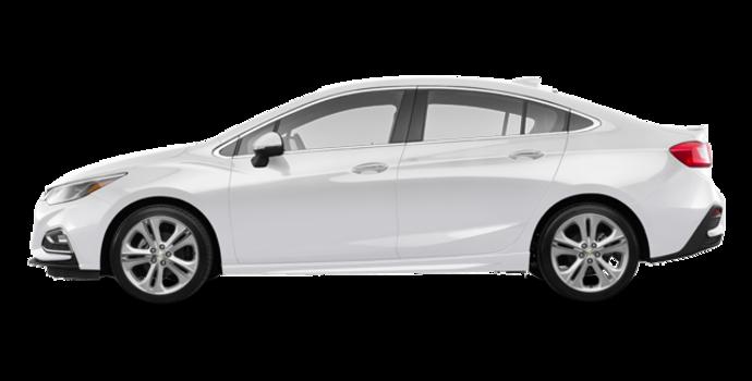 2017 Chevrolet Cruze PREMIER | Photo 4 | Summit White
