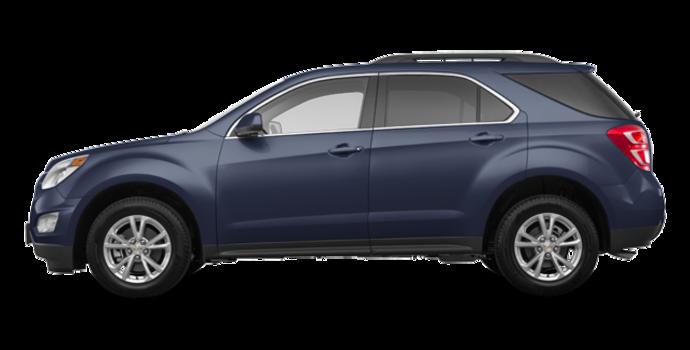 2017 Chevrolet Equinox LT   Photo 4   Blue Velvet Metallic