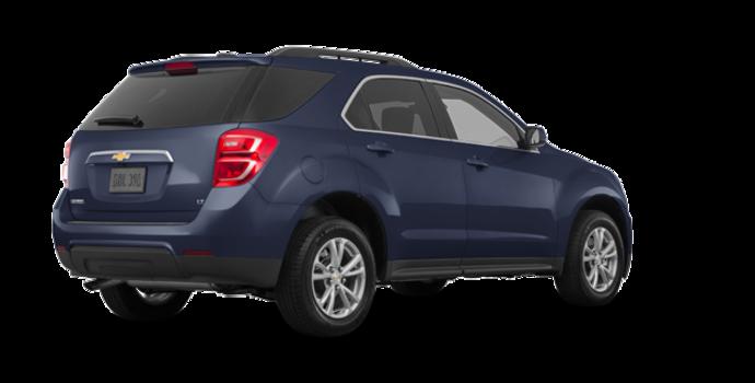 2017 Chevrolet Equinox LT   Photo 5   Blue Velvet Metallic