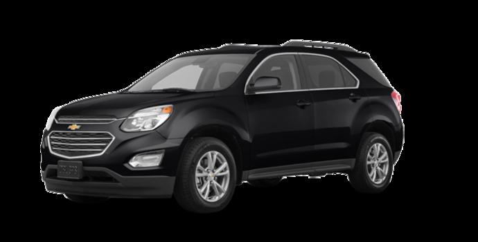 2017 Chevrolet Equinox LT   Photo 6   Black