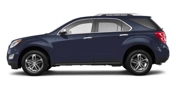 2017 Chevrolet Equinox PREMIER | Photo 4 | Blue Velvet Metallic