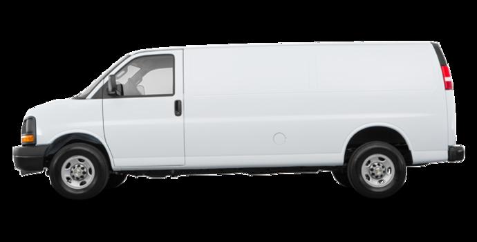 2017 Chevrolet Express 2500 CARGO | Photo 4 | Summit White