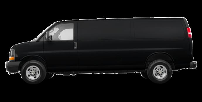 2017 Chevrolet Express 2500 CARGO | Photo 4 | Black
