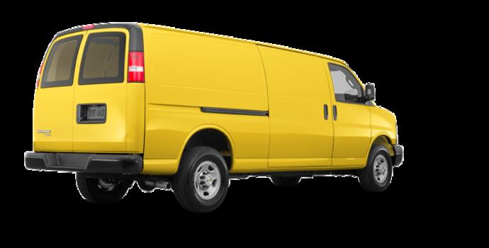 2017 Chevrolet Express 2500 CARGO | Photo 5 | Wheatland Yellow