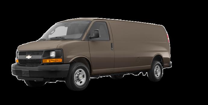 2017 Chevrolet Express 2500 CARGO | Photo 6 | Brownstone Metallic