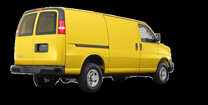 2017 Chevrolet Express 3500 CARGO | Photo 5 | Wheatland Yellow