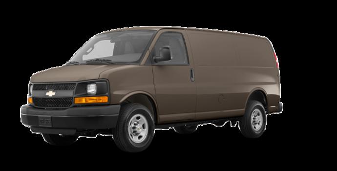 2017 Chevrolet Express 3500 CARGO | Photo 6 | Brownstone Metallic