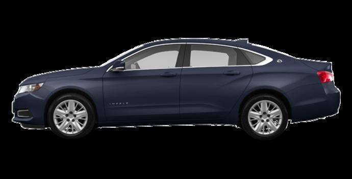2017 Chevrolet Impala LS | Photo 4 | Blue Velvet Metallic