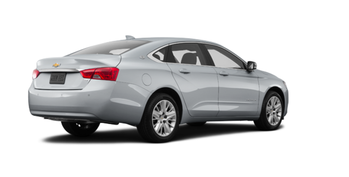 2017 Chevrolet Impala LS | Photo 5 | Silver Ice Metallic