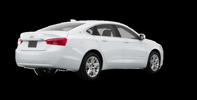 2017 Chevrolet Impala LS | Photo 5 | Summit White