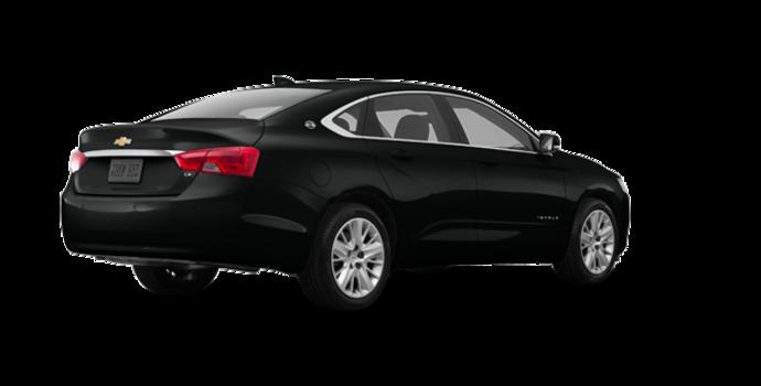 2017 Chevrolet Impala LS | Photo 5 | Black