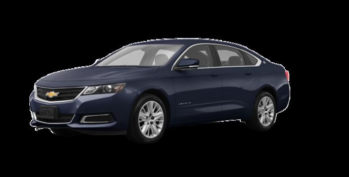 2017 Chevrolet Impala LS | Photo 6 | Blue Velvet Metallic