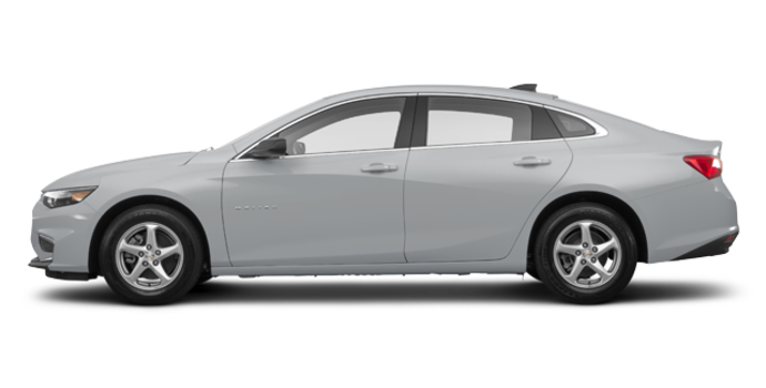 2017 Chevrolet Malibu LS | Photo 4 | Silver Ice Metallic