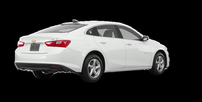2017 Chevrolet Malibu LS | Photo 5 | Summit White