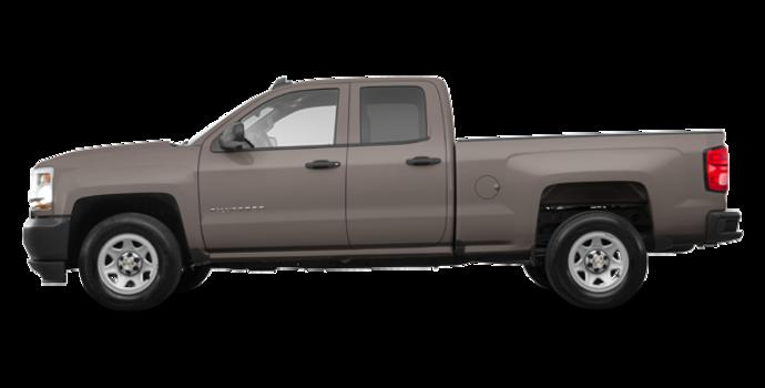 2017 Chevrolet Silverado 1500 WT | Photo 4 | Pepperdust Metallic