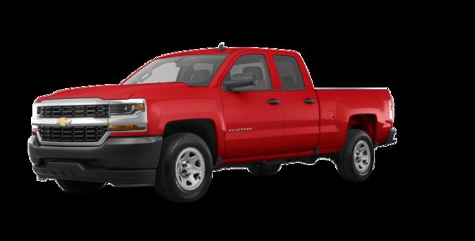 2017 Chevrolet Silverado 1500 WT | Photo 6 | Red Hot