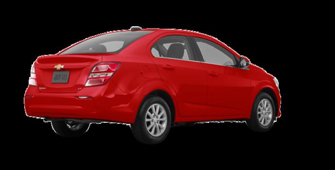 2017 Chevrolet Sonic LT | Photo 5 | Cajun Red