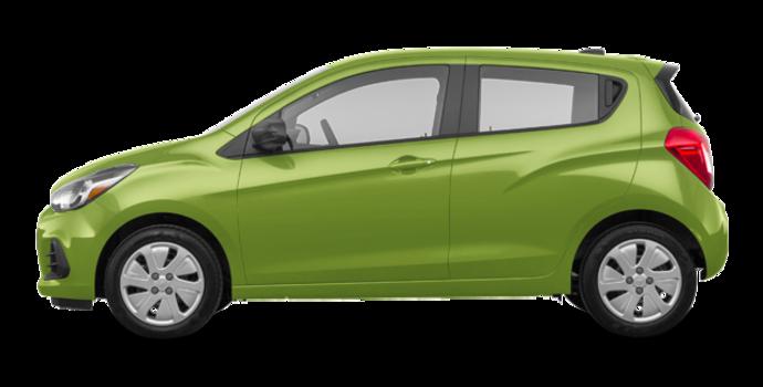 2017 Chevrolet Spark LS | Photo 4 | Mint