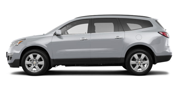 2017 Chevrolet Traverse 1LT | Photo 4 | Silver Ice Metalllic