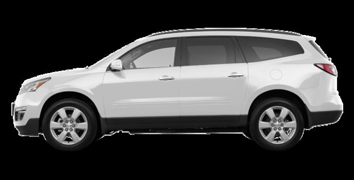 2017 Chevrolet Traverse 1LT | Photo 4 | Summit White