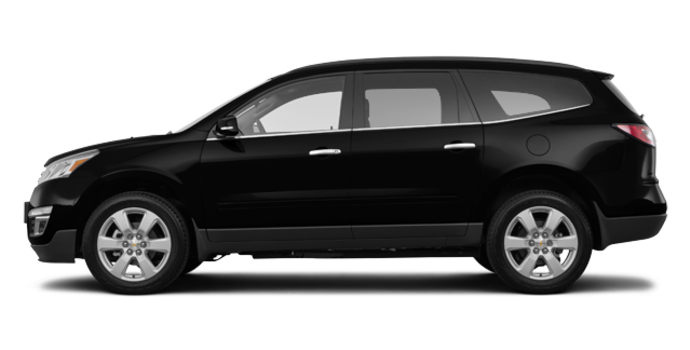 2017 Chevrolet Traverse 1LT | Photo 4 | Mosaic Black Metallic