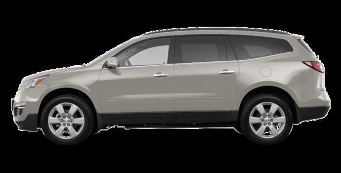 2017 Chevrolet Traverse 1LT | Photo 4 | Champagne Silver Metallic