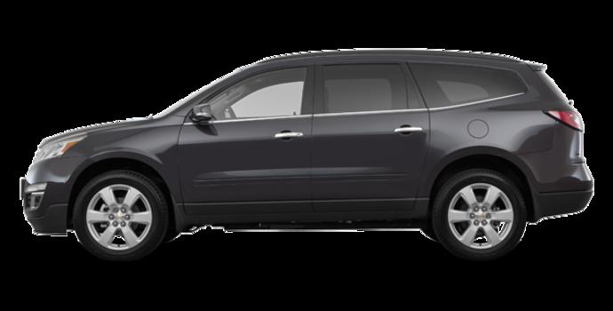 2017 Chevrolet Traverse 1LT | Photo 4 | Tungsten Metallic