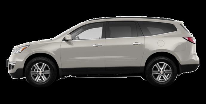 2017 Chevrolet Traverse 2LT | Photo 4 | Champagne Silver Metallic