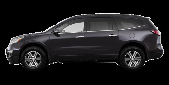 2017 Chevrolet Traverse 2LT | Photo 4 | Tungsten Metallic