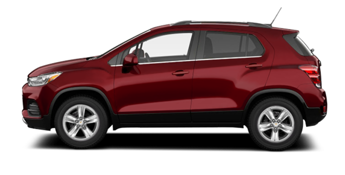 2017 Chevrolet Trax LT | Photo 4 | Crimson Metallic