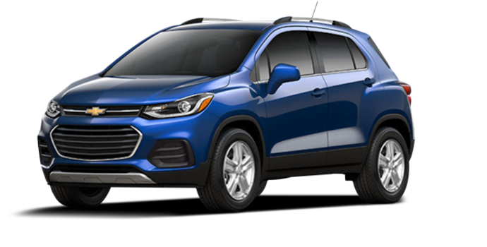 2017 Chevrolet Trax LT | Photo 6 | Blue Topaz Metallic