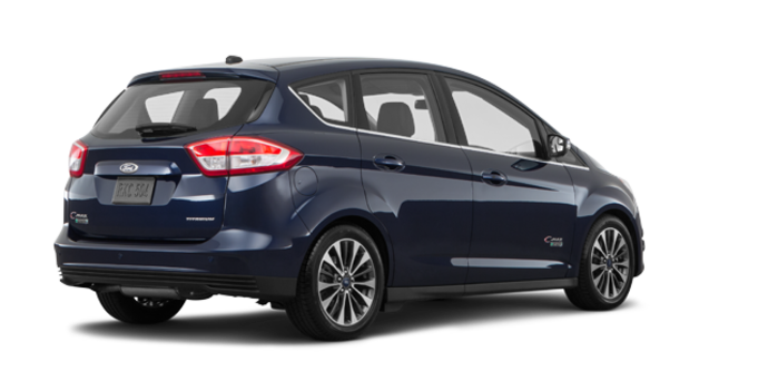2017 Ford C-MAX ENERGI TITANIUM | Photo 5 | Kona Blue