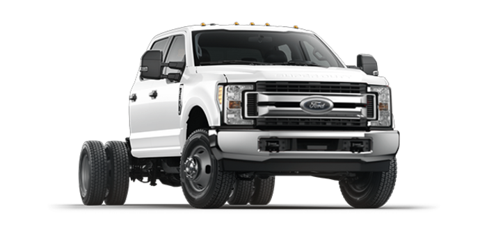 2017 Ford Chassis Cab F-350 XLT | Photo 6 | Oxford White