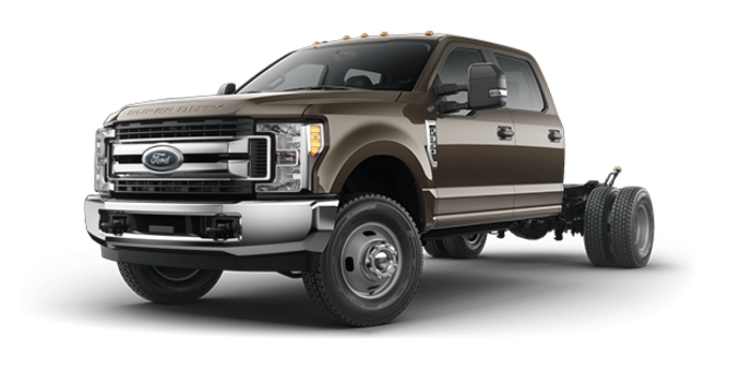 2017 Ford Chassis Cab F-350 XLT | Photo 4 | Caribou