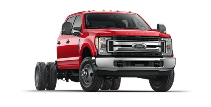 2017 Ford Chassis Cab F-350 XLT | Photo 6 | Race Red