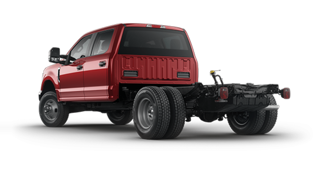 2017 Ford Chassis Cab F-350 XLT | Photo 5 | Ruby Red