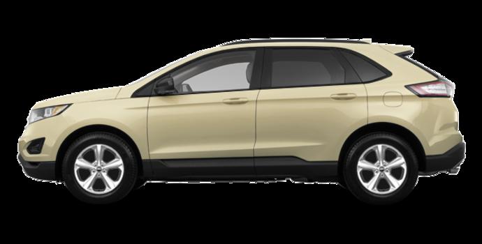 2017 Ford Edge SE | Photo 4 | White Gold Metallic