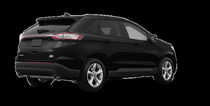 2017 Ford Edge SE | Photo 5 | Shadow Black