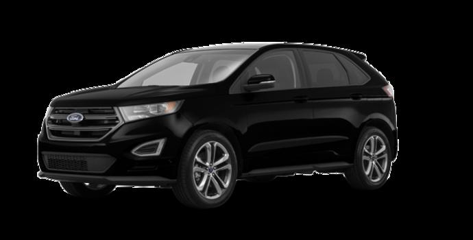 2017 Ford Edge SPORT | Photo 6 | Shadow Black